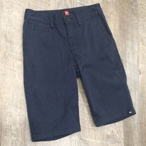 🌵Quicksilver boys shorts navy blue